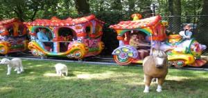 schoolreisje amusementspark tivoli