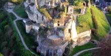 Vakantietip: Beleef de Middeleeuwen bij Kasteelruïne Valkenburg