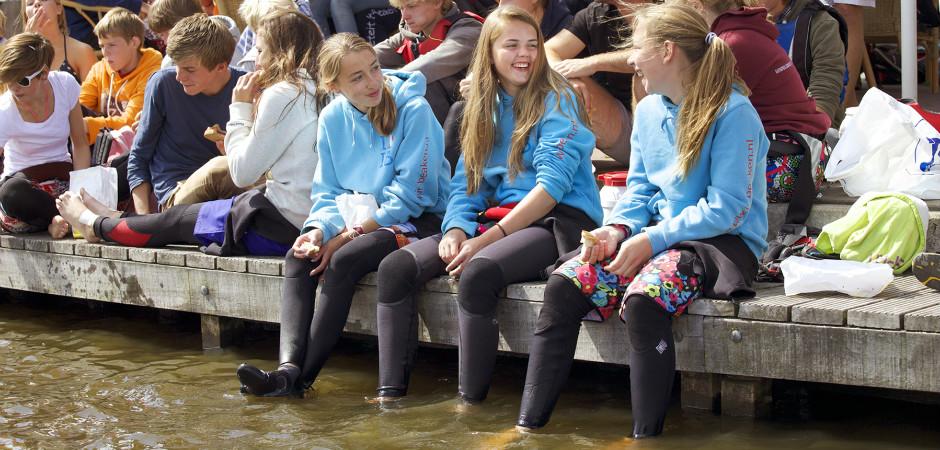 schoolkamp groepsaccommodatie heeg friesland