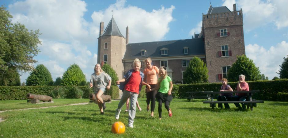 schoolkamp groepsaccommodatie heemskerk