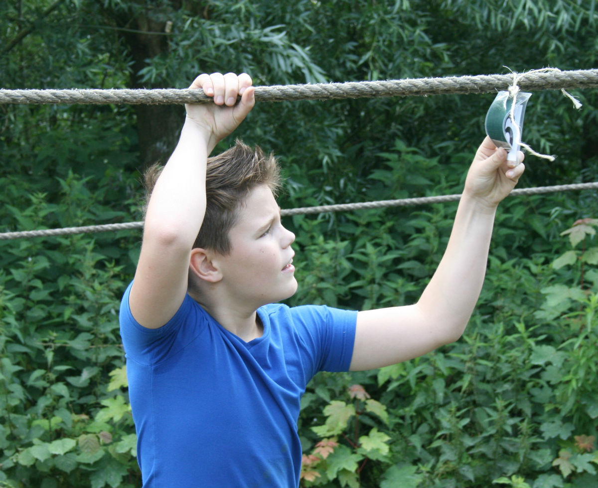 Expeditie Robinson Junior Almere