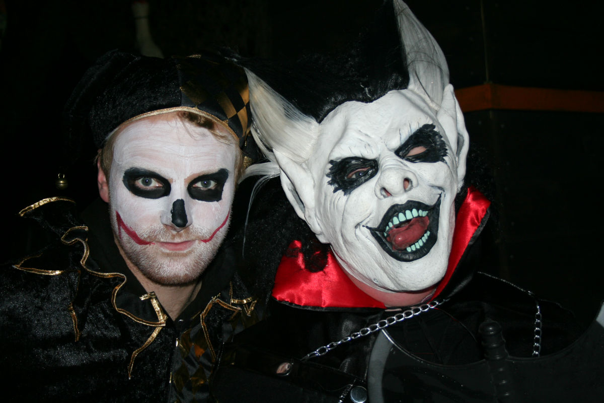 Halloween Outdoorpark SEC Survivals schoolreisjes spooktocht