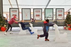 schaatsen spoorwegmuseum
